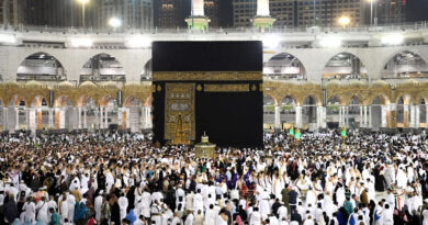 Hajj- Pilgrimage to Mecca