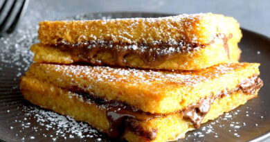French toast Simple Recipe