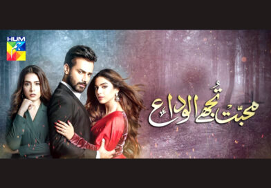 Drama serial Mohabbat Tujhai Alvida Review