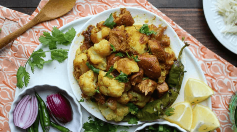 Chicken Gobhi\Chicken Cauliflower