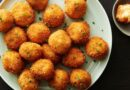 Potato Balls-Easy And Healthy Snack