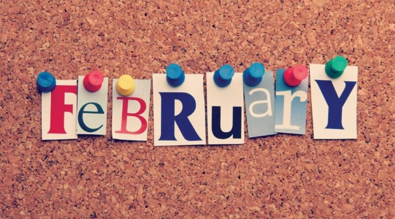 February- Second Month- History